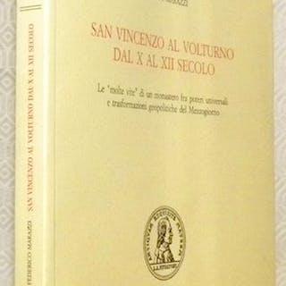 San Vincenzo al volturno dal X al XII secolo