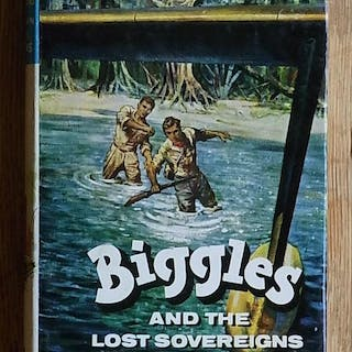 Biggles and the Lost Sovereigns Captain W. E. Johns