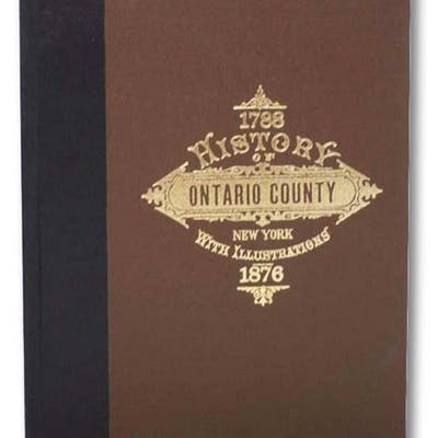 1788 History of Ontario Co
