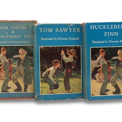 The Adventures of Tom Sawyer; The Adventures of...