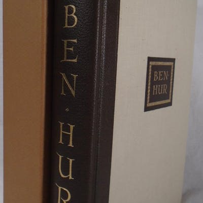 Ben-Hur: A Tale of the Christ WALLACE, Lew (Joe Mugnaini)