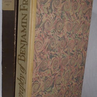 The Autobiography of Benjamin Franklin FRANKLIN, Benjamin