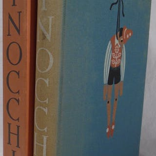 Pinocchio: The Adventures of a Marionette COLLODI, C. (Richard Floethe)