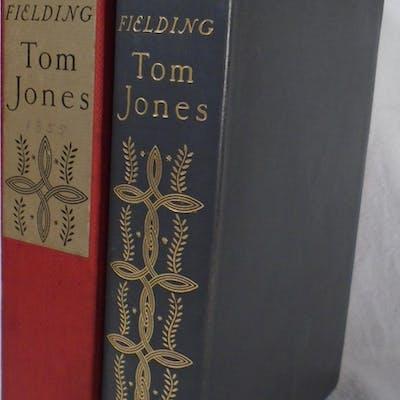Tom Jones: The History of a Foundling FIELDING, Henry (Alexander King)