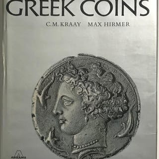 Greek Coins C. M. Kraay and Max Hirmer 0500160104