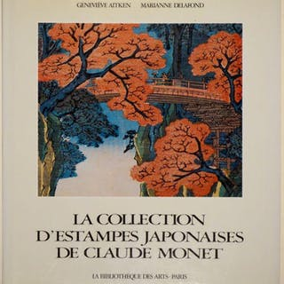 La collection d'estampes Japonaises de Claude Monet à Giverny