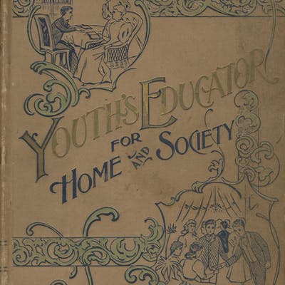 Youth's educator for home and society WHITE