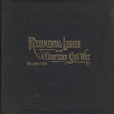 Regimental losses in the American Civil War