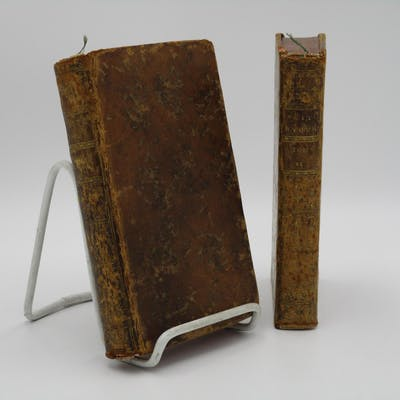 Les Nuits D'Young. 2 volumes. Young, Edward. Literature