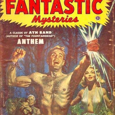 Famous Fantastic Mysteries: June 1953 FAMOUS FANTASTIC...