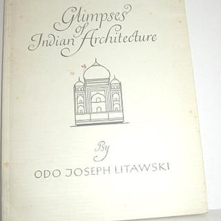 Glimpses of indian architecture LITAWSKI, ODO JOSEPH: Architektur/Städtebau