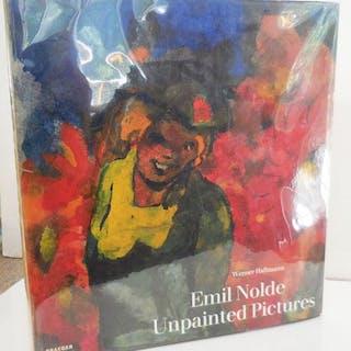 Emil Nolde Unpainted Pictures Art - Nolde, Emil General Art