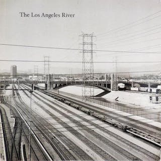 The Los Angeles River (Signed Copy) Photography - Swope, Mark Photography Books