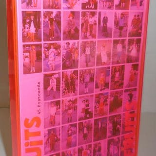 Fruits - 45 Postcards Fashion - Aoki, Shoichi Photography Books