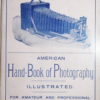 American Hand-Book of Photography; For Amateur and...