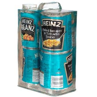 Bidon 1 Gallon Heinz