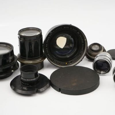 A Selection of Various Lenses
