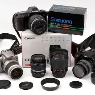 Kamerahus Canon EOS 5D SR | Barnebys