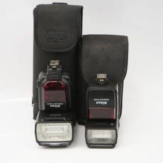 A Nikon Speedlight SB-900