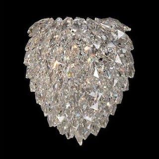 Pharaoh Petals Wall Sconce (UK) Brilliant A Stunning Luminaire Petals