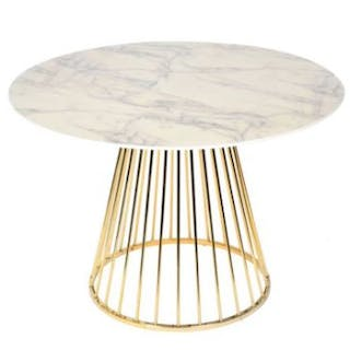 Deco Dining Table This Dining Table Is A Statement Furniture Piece