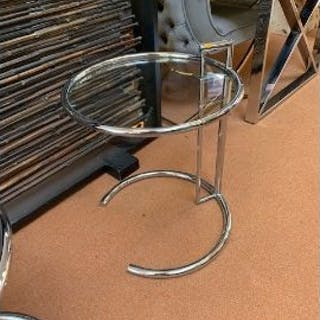 Adjustable Table E 1027 Eileen Gray 1927 This Is Perhaps The Classic