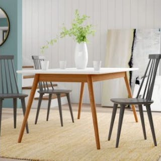 Scandia Dining Table The Dining Table Offers Typical Simplistic Scandinavian