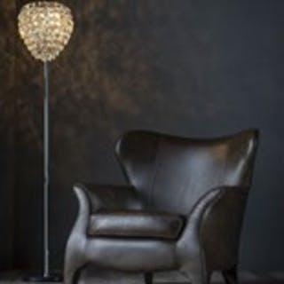 Pharaoh Petals Floor Lamp (UK) Brilliant A Stunning Luminaire Petals