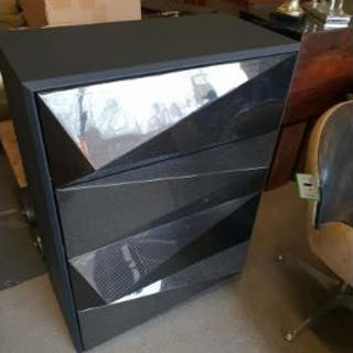 Michael Yeung Eclipse Chest Finished In Carbon Fiber & Exo Carbonite