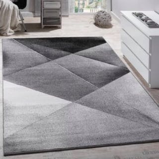 Asymmetrical Grey/Black Rug This Rug Will Enliven Up Your Home With
