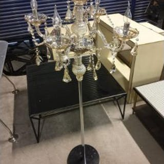Crystal Floor Lamp The Crystal Lighting Collection Is Inspired By