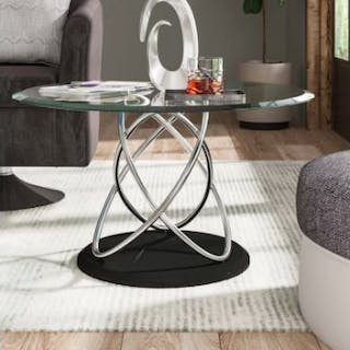 Atomic Coffee Table This Atomic Style Designer Coffee Table Features