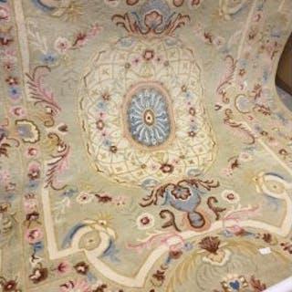Wool Savonnerie Carpet
