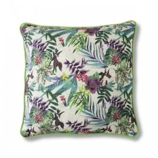Tropical Cushion Feather Filled