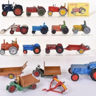 Quantity Of Tractor & Farm related Models