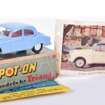 """Triang Spot-On no.101 Armstrong Siddeley """"Sapphire 236"""""""