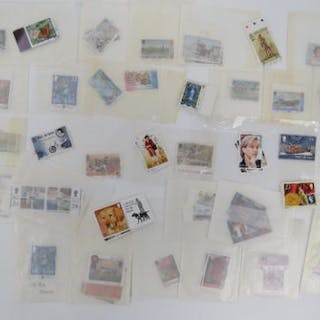A quantity of Isle of Man Post Office stamp sets and part sets, in