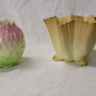 4 pieces of Royal Worcester