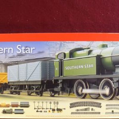 A boxed Hornby, 'The Southern Star' full train set | Barnebys