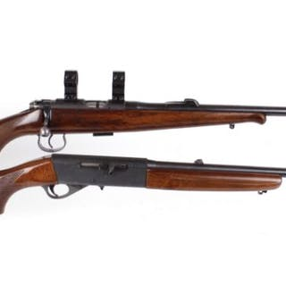 22 rifle – Auction – All auctions on Barnebys co uk