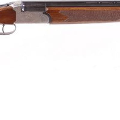 (S2) 20 bore Vichers Maestro Italian over and under, ejector, 28 ins