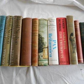 VARIOUS various books, 13 titles