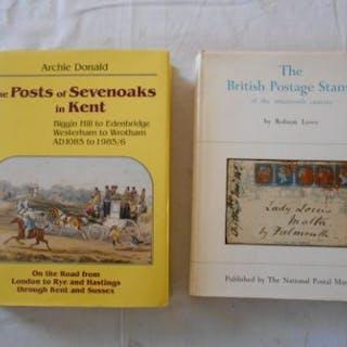 DONALD, A. The Posts of Sevenoaks in Kent 1st.ed. 1992, Tenterden