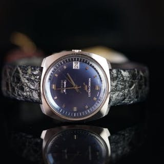 NEW OLD STOCK VINTAGE LONGINES AUTOMATIC ULTRA-CHRON REFERENCE 8019