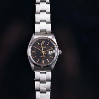 GENTLEMEN'S Rolex OYSTERDATE PRECISION WRISTWATCH REF. 6694, circular