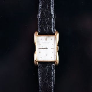 GENTLEMEN'S IWC SCHAFFHAUSEN WRISTWATCH REF. 1163009, rectangular