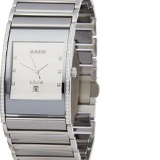 2018 Rado Integral Diamond Stainless Steel - R20731712...