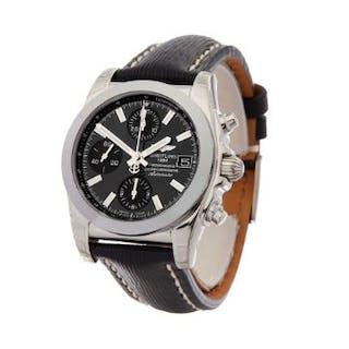 2018 Breitling Chronomat Sleekt Chronograph Stainless...