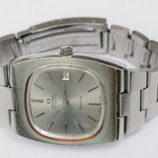 Recently checked over by horologist is this Omega Geneve...