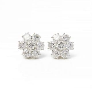 Brand: Boodles Description: 18k White Gold Diamond...